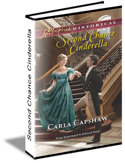 Second Chance Cinderella